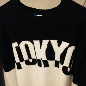 H&M Tokyo Sweater